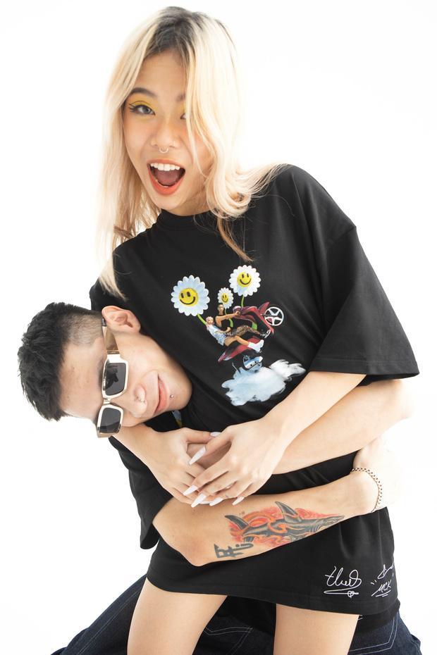 MCK xác nhận chia tay Tlinh, cặp đôi đẹp Rap Việt đã toang!-1