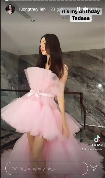 Lương Thùy Linh bị nghi mặc váy nhái Kendall Jenner-3