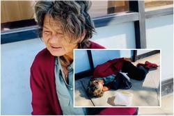 Kim Ngân ngủ vạ vật ngoài đường, đói tới mức nói không ra hơi