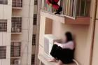 Clip: Bị giục lấy chồng, cô gái tuyệt vọng lên tầng 13 định tự tử