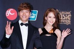 Sáng tỏ tin đồn Song Ji Hyo hẹn hò Kim Jong Kook