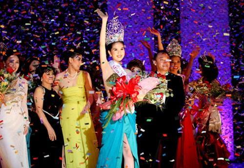 Khánh My bị đào quá khứ Nguyễn Thị Nhàn đi thi hoa hậu-4