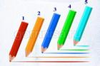 Cây bút chì màu sẽ cho bạn biết cần thêm gì để cuộc sống tốt hơn?