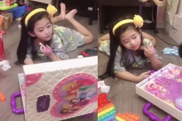Lời nhắn của sao Việt tới con gái Mai Phương khi tròn 8 tuổi-4