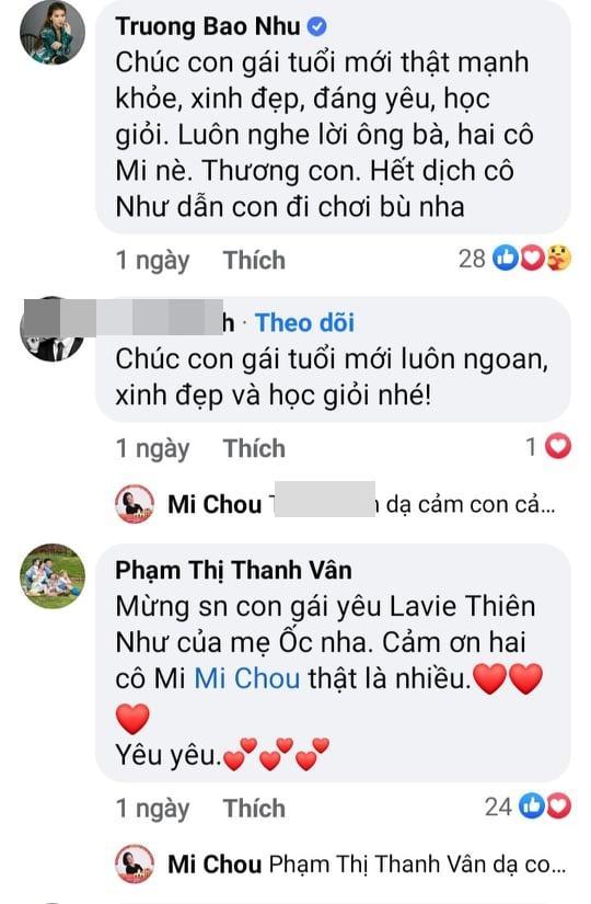 Lời nhắn của sao Việt tới con gái Mai Phương khi tròn 8 tuổi-6