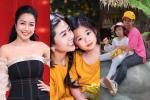 Lời nhắn của sao Việt tới con gái Mai Phương khi tròn 8 tuổi