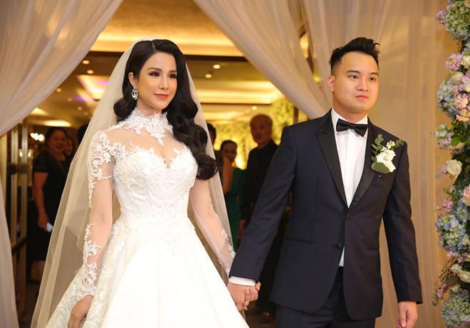 Rộ tin đồn Diệp Lâm Anh ly hôn chồng thiếu gia