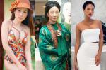 Mỹ nhân Việt diện trang phục nóng mắt trên sóng truyền hình-12