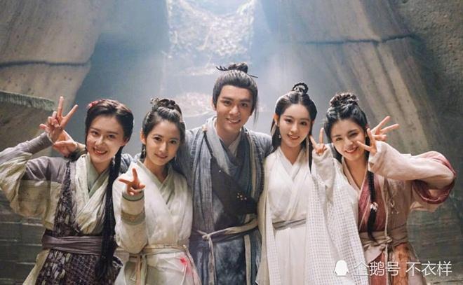 5 nhân vật sát gái nhất trong tiểu thuyết Kim Dung: Người 7 vợ, kẻ 5 tình nhân-9