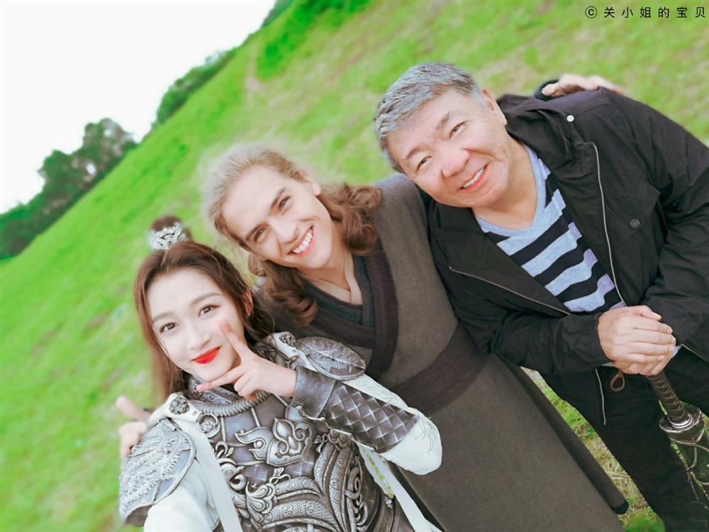 Lộ diện nam diễn viên nguy cơ bị 'phong sát' sau Trương Triết Hạn