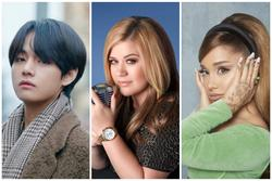Kelly Clarkson so sánh Ariana Grande với BTS, netizen 'chiến' luôn