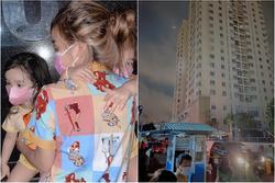 Vợ cũ Hoài Lâm ôm 2 con gái tháo chạy trong đêm