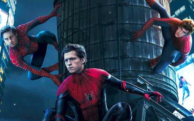 Netizen ngóng việc 3 Người Nhện cùng xuất hiện trong 'Spider-Man:No Way Home'