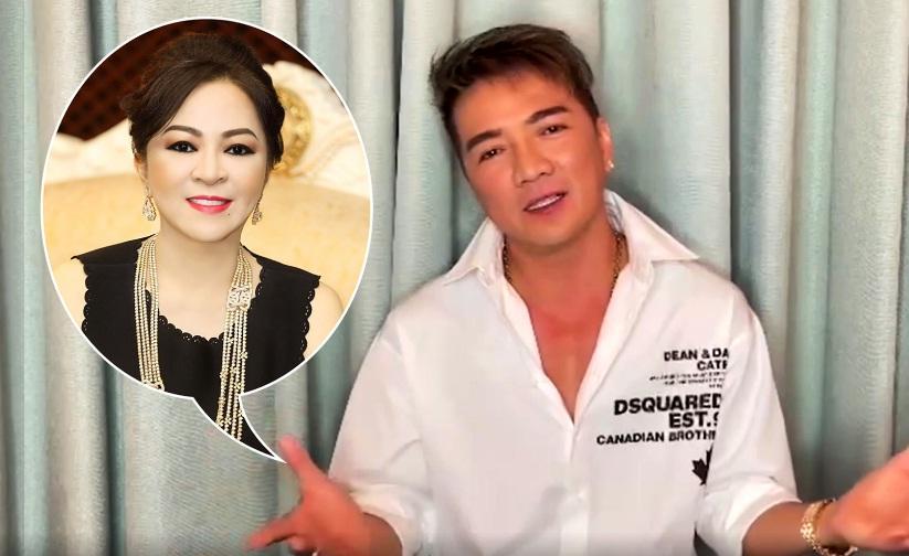Phương Hằng livestream đấu tố Đàm Vĩnh Hưng 96 tỷ từ thiện - 2sao
