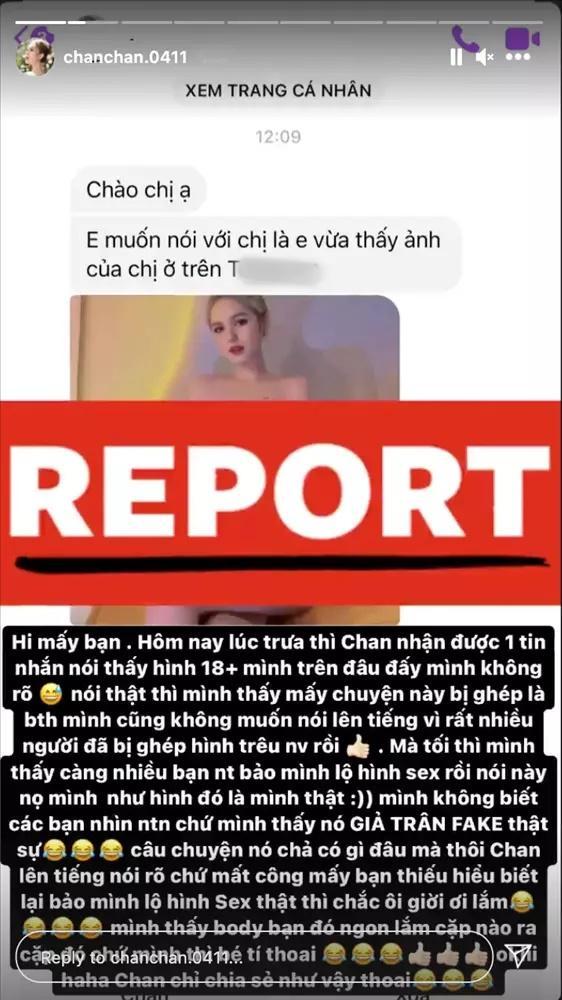 Xoài Non bị nghi góp mặt ở kho ảnh 18+ cùng dàn hot girl Việt-4