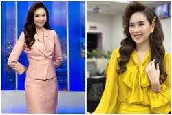 MC Mai Ngọc: 9 năm làm ở VTV trang phục luôn phẳng phiu, không trùng lặp