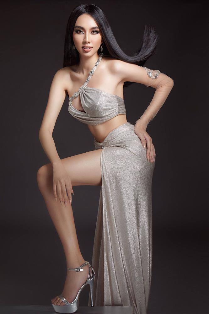 Thùy Tiên khoe khả năng ngoại ngữ trước thềm Miss Grand 2021-4