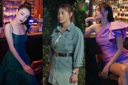 Mỹ nhân Việt lên đồ đi bar: Phương Oanh kín đáo, Lan Ngọc sang chảnh