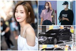 Sự nghiệp mờ nhạt của nữ idol vừa lộ 'hint' hẹn hò Lee Min Ho