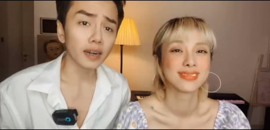 Miko Lan Trinh và bạn trai nói gì trước nguy cơ lộ clip hot?