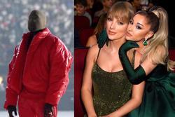 Fan Taylor Swift đòi 'cất poster' Ariana Grande vì góp giọng với kẻ thù