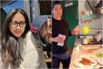 Sống chung ở Na Uy, Ngô Thanh Vân được tình trẻ 'cưng như trứng'