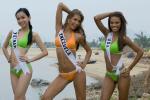 Thùy Lâm thi Miss Universe: Khó đỡ style 'hương đồng cỏ nội'