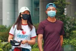 Vợ chồng Lâm Tâm Như xuất hiện sau lời đồn tháo chạy?