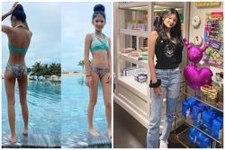 Con gái Trương Ngọc Ánh 13 tuổi lên đồ sành điệu như gái 20