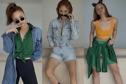 'Vũ khí' thời trang giúp Miu Lê trở nên cool ngầu hết chỗ chê