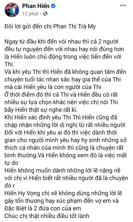 Trà My nói Khánh Thi bẫy Phan Hiển, nam chính phản ứng gắt