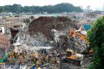 Phim Hàn bị chỉ trích vì sử dụng ảnh trong vụ thảm kịch sập tòa nhà