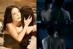 4 cảnh 'yêu' để đời của Triệu Vy: Đang 'mây mưa' thì chồng đến thăm