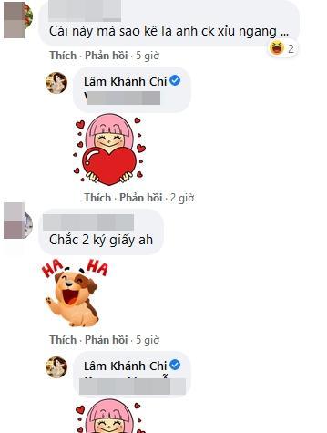 Trang Trần lật zĩ zãng nữ đại gia, Lâm Khánh Chi phản ứng lạ?-4