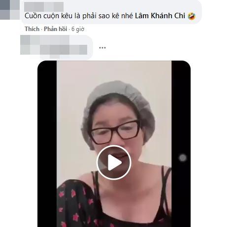 Trang Trần lật zĩ zãng nữ đại gia, Lâm Khánh Chi phản ứng lạ?-6