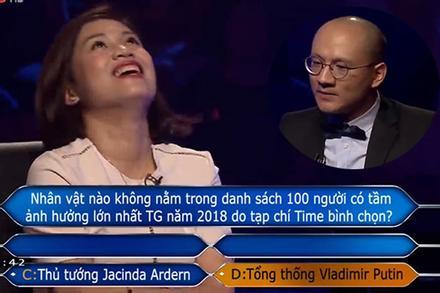 'Ai Là Triệu Phú' xuất hiện tình huống bất ngờ, khán giả CHOÁNG
