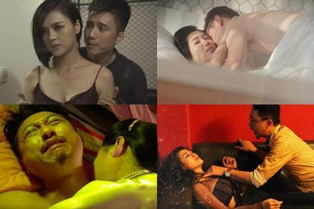 'Chị đại đắt khách nhất động Thiên Thai' đóng cảnh nóng bạo liệt?