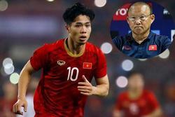 HLV Park nói lý do Công Phượng 'từ chối' thi đấu các trận quan trọng