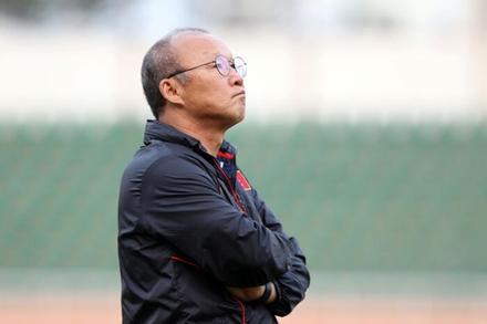 Thầy Park nhận tin buồn sau trận thua Australia tại Mỹ Đình