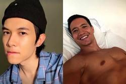 Cùng làm 'bố bỉm': Anh Tú điển trai - Kim Lý xuống sắc