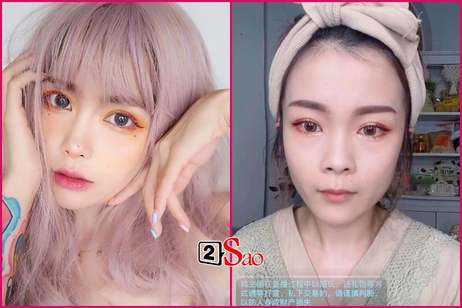 Hot girl MXH lộ mặt kém sắc: Người bất chấp, kẻ đi tong-7