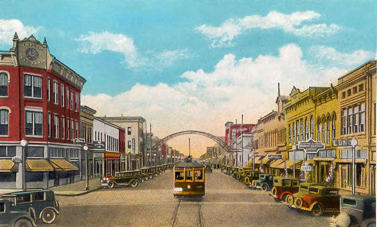 Thị trấn ma có kiến trúc cực bắt mắt ở miền Tây nước Mỹ-4