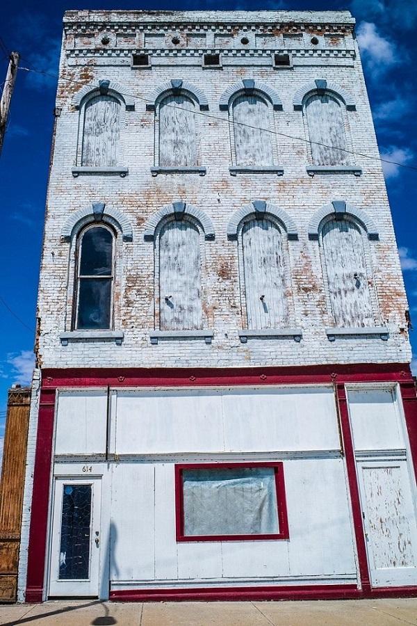 Thị trấn ma có kiến trúc cực bắt mắt ở miền Tây nước Mỹ-6