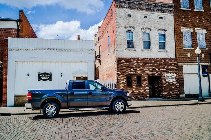 Thị trấn ma có kiến trúc cực bắt mắt ở miền Tây nước Mỹ-7