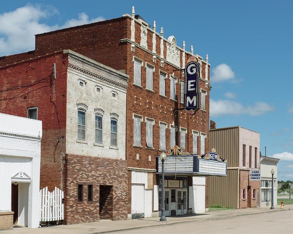 Thị trấn ma có kiến trúc cực bắt mắt ở miền Tây nước Mỹ-8
