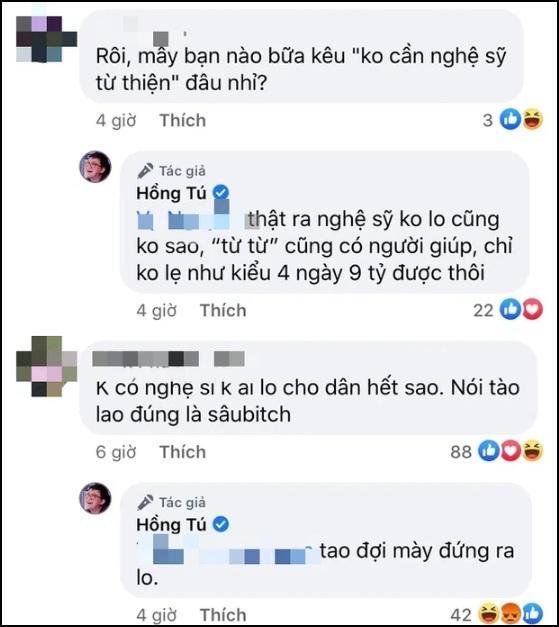 Huỳnh Lập - Hồng Tú lên top search, đồng loạt khóa Facebook-2