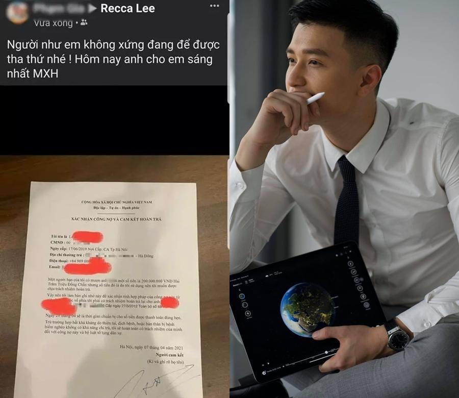 Khoản nợ 200 triệu ầm ĩ cõi mạng của Huỳnh Anh giờ ra sao?-2