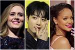 BTS chính thức 'chung mâm' Beyoncé, Adele và Rihanna rồi ư?