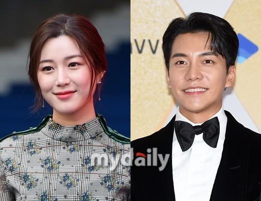 Lee Seung Gi gặp họa vì bạn gái quá thị phi-1
