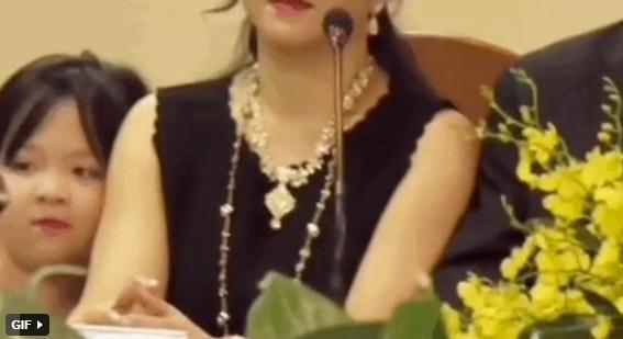 Clip hiếm về ái nữ duy nhất của bà chủ KDL Đại Nam 6.000 tỷ đồng-3